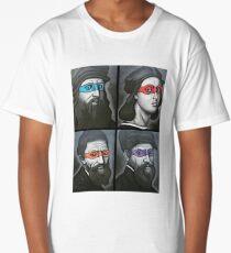 NINJA TURTLES RENAISSANCE Long T-Shirt