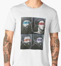 NINJA TURTLES RENAISSANCE Men's Premium T-Shirt
