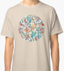 Whimsical Summer Flight Classic T-Shirt