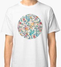 Whimsical Summer Flight Classic T-Shirt