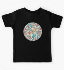Whimsical Summer Flight Kids Tee