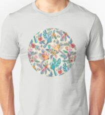 Whimsical Summer Flight Unisex T-Shirt