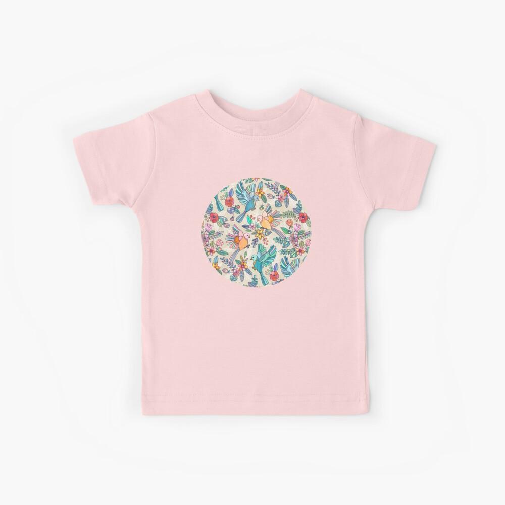 Wunderlicher Sommerflug Kinder T-Shirt