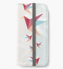 Correct Paper Cranes  iPhone Wallet/Case/Skin