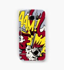 Whaam! - Roy Lichtenstein Print Samsung Galaxy Case/Skin