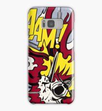 Whaam! - Roy Lichtenstein Print Samsung Galaxy Case/Skin