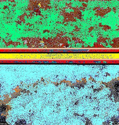 crossing over the bridge of heaven by mhkantor