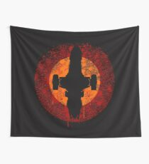 firefly  Wall Tapestry