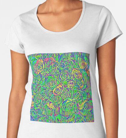 Roses Premium Scoop T-Shirt