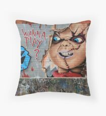 Street Art: global edition # 57 Throw Pillow