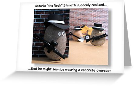 The Concrete Overcoat by rockbottom