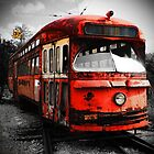 a streetcar named decay by Brock Hunter