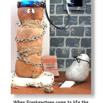 Frankenstone by rockbottom