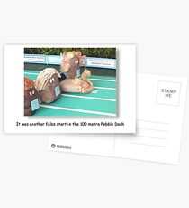 Pebble Dash Postcards