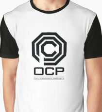 Robocop - OCP Omni Consumer Products Graphic T-Shirt