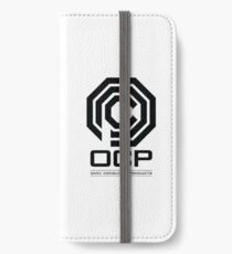 Robocop - OCP Omni Consumer Products iPhone Wallet/Case/Skin