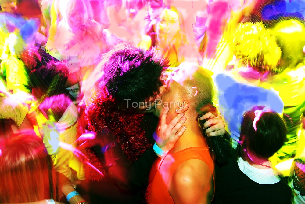 LOVE ON THE DANCE FLOOR by Tony Parry