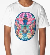 Koi Pond Long T-Shirt