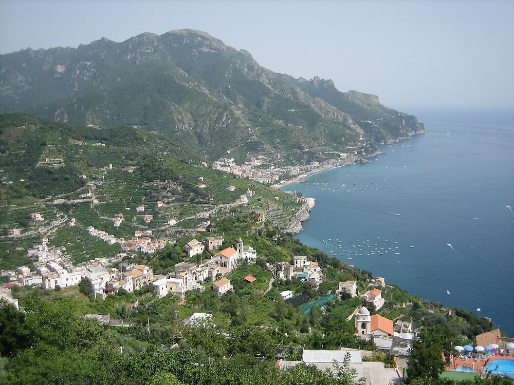 Amalfi Coast by pam1218