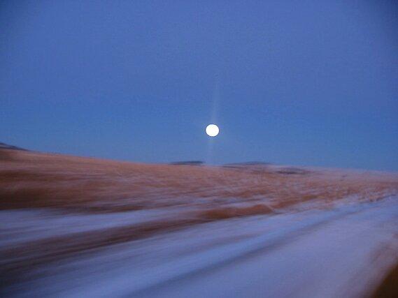 dartmoor moon by zuu2