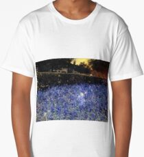 Jac Van Looij - Summer Luxuriance Long T-Shirt