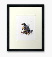 Niffler Framed Print