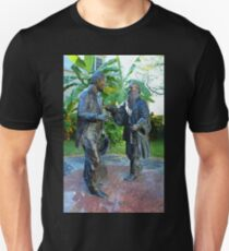 A Monument to Change Unisex T-Shirt
