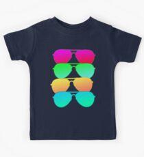 Multi Color Sun Glasses Kids Clothes