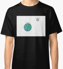 Galaxy of Love Classic T-Shirt