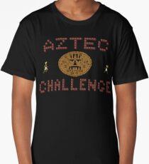 Gaming [C64] - Aztec Challenge Long T-Shirt