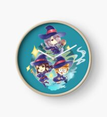 Little Witch Academia Clock