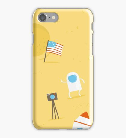 Moon Mission iPhone Case/Skin