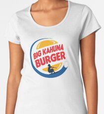 Big Kahuna Burger Women's Premium T-Shirt