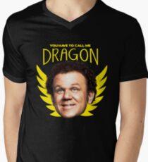 Step Brothers Dragon Men's V-Neck T-Shirt