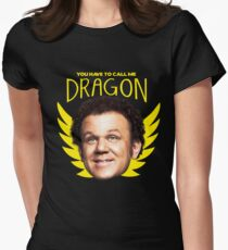 Step Brothers Dragon Women's Fitted T-Shirt