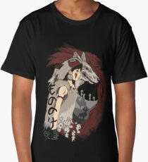 Keepers of the forest mononoke Long T-Shirt