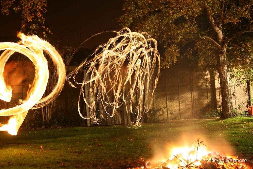 Fire Dancing #2 by Helen Patmore