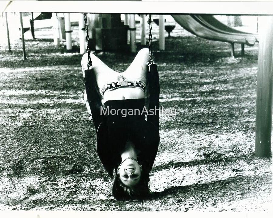 swinging by MorganAshley