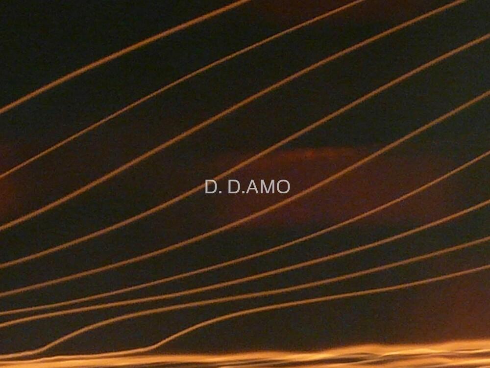 Lights in Lao by D. D.AMO