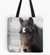 Molly The Tennessee Walking Horse Tote Bag