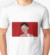 Flying Grayson MInimalism Unisex T-Shirt