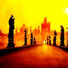 Charles Bridge Prague by ©The Creative  Minds