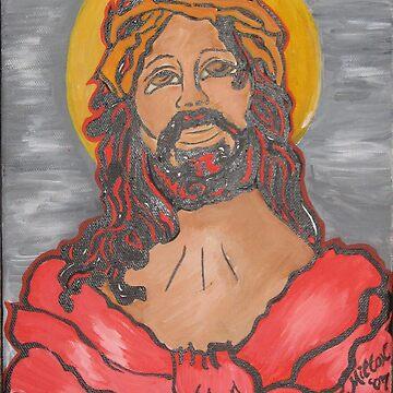 My Jesus by deemilton