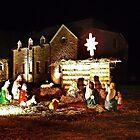 Bramwell Nativity by Paul Lubaczewski