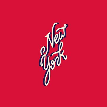 New York by motherf