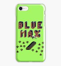 Gaming [C64] - Blue Max iPhone Case/Skin
