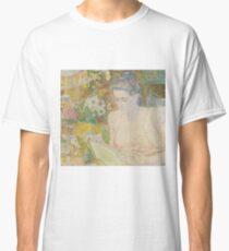 Jan Toorop - Portrait Of Marie Jeanette De Lange Classic T-Shirt