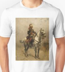 A Cavalryman on Horseback T-Shirt