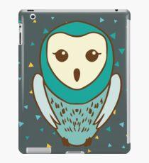 Cynical Owl iPad Case/Skin