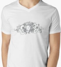 Bad Hair Day? Men's V-Neck T-Shirt